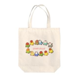 《MONSAN》コザクラズ Tote bags