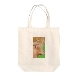 エドワードくん Tote bags