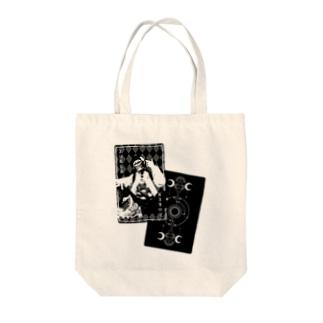 JOKER Tote bags