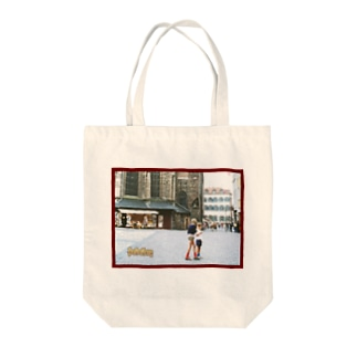 ドイツ:ハイデルベルク旧市街 Germany: Old area of Heidelberg Tote bags