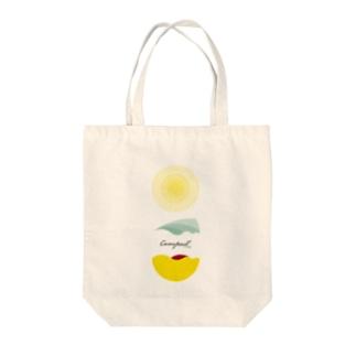 Campail Origin Tote bags