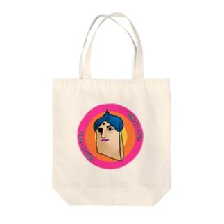 ウラジミールくん Tote bags