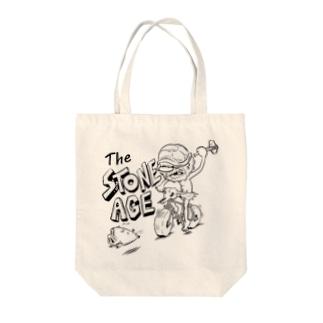 """The STONE AGE"" #1 Tote Bag"