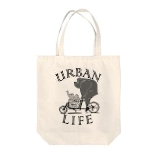 """""""URBAN LIFE"""" #1 Tote Bag"""