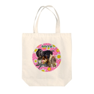 mntoつくね仲間入りver Tote bags