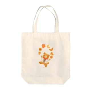 パン屋の男の子 Tote bags
