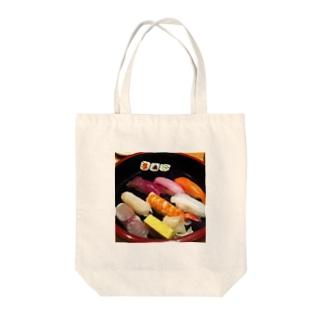 しんや寿司 Tote bags