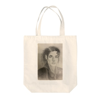 マイケル画伯 Tote bags