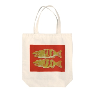 ハージンブラザーズ Tote Bag
