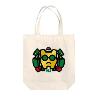 パ紋No.2839 松 Tote bags