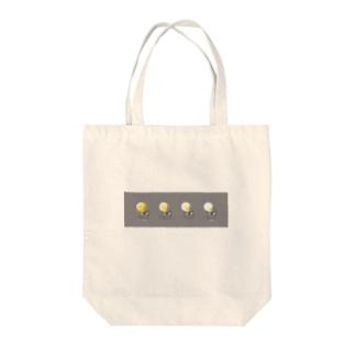 苔ttish!! feat.|neoFactoryの電飾虫 Tote bags