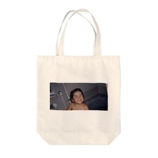 おさきりなの幼いグッズ Tote bags