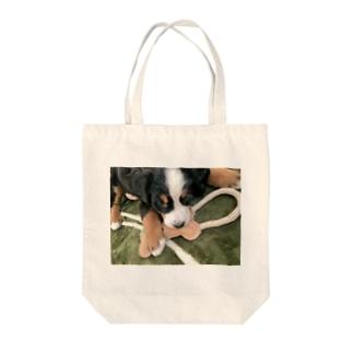ぱぴるち Tote bags