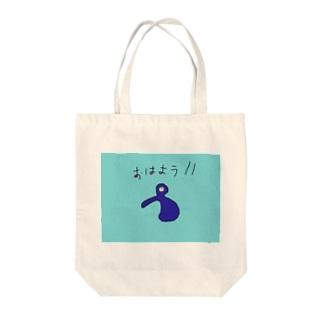 JUSEN SETA 【瀬田純仙】COOL JAPAN おはようキャラ Tote bags
