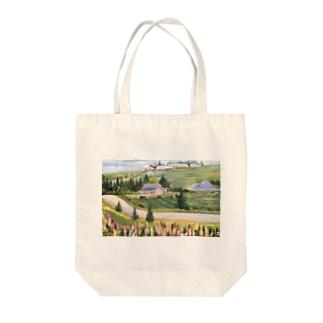 プリンスエドワード島の旅・1 Tote bags