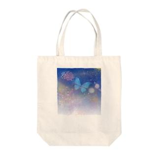 宇宙 Tote bags