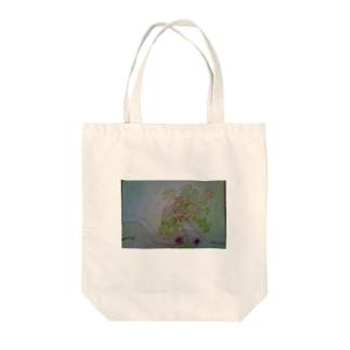 たんぽぽ Tote bags