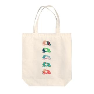 キューくんカラフルver Tote Bag