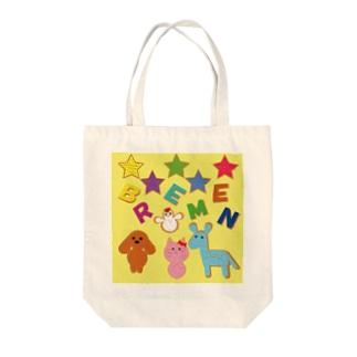 BREMEN Tote bags