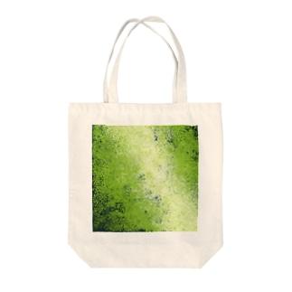 リトルグリーンメン Tote bags
