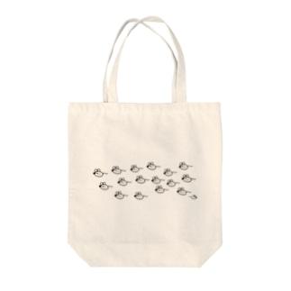 こねずみ Tote bags