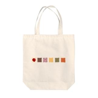 しょくぱんズ Tote bags