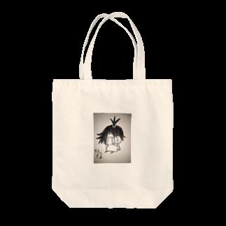 明白の梵天丸ちゃん Tote bags