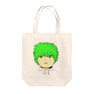ろちょオリジナルグッツ Tote bags