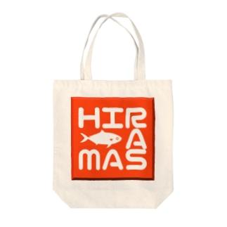 HIRAMASA(Basic) Tote bags