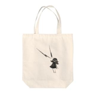 あいすくりぃむ Tote bags