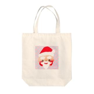 さんたぷん Tote bags