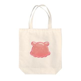 メンダコグミ(新人) Tote bags