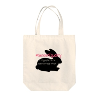 GenderEquality Tote bags