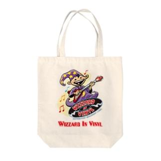 ウィザードくん Tote bags