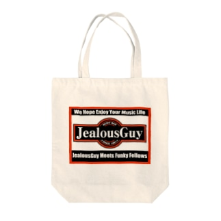 Funky Fellowsトートバッグ Tote bags