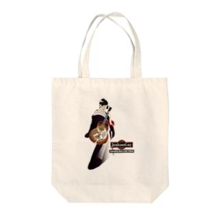 美人画コラボトートバッグ Tote bags