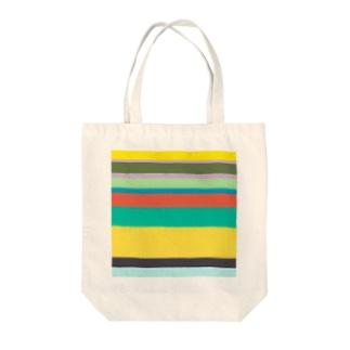 情報量の多いカステラ Tote bags