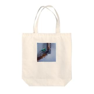 ショットガンアイコン Tote bags