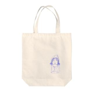 アントロポファジー Tote bags
