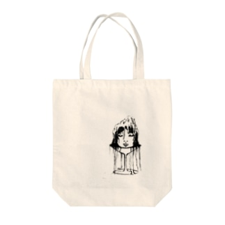suicideのカニバリズム Tote bags