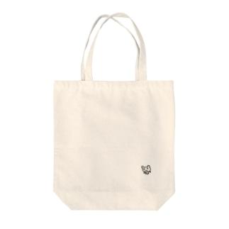 n3ちゃん Tote bags