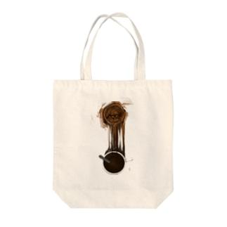 珈琲占い Tote bags