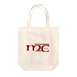 トートバッグ_V Tote bags