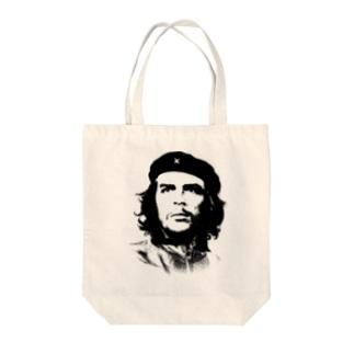 チェゲバラ Tote bags