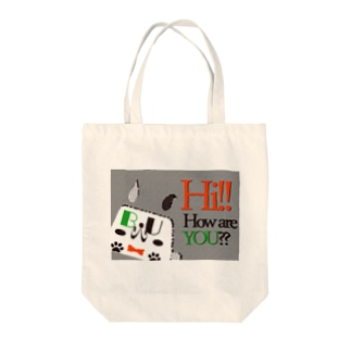 Be yoU Tote bags