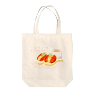 ピクニックに行きませんか? Tote bags