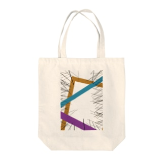 Wave8284の焦燥感 Tote bags