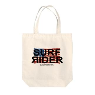 SURF RIDER Tote Bag