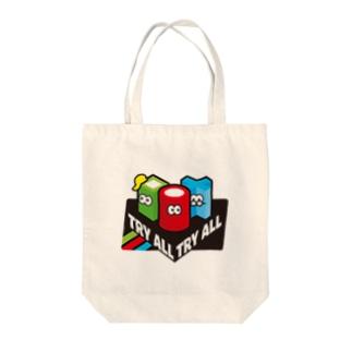 トライオル トートバッグ Tote bags