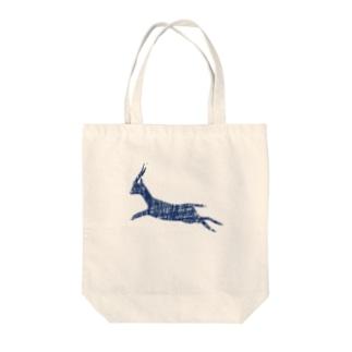 シカアート Tote bags